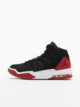 Jordan Sneakers Max Aura black
