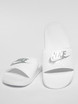 Nike Sandals Benassi JDI white
