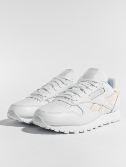 Reebok Sneakers CL LTHR white