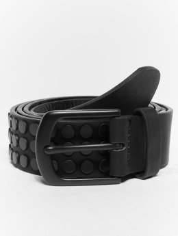 Urban Classics Belt Rivet black
