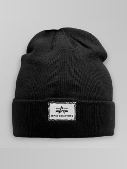 Alpha Industries Hat-1 X-Fit black