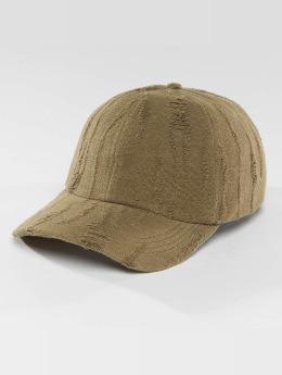 Bangastic Snapback Cap destroyed green