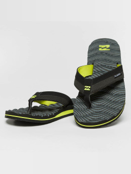 Billabong Sandals Dunes Impact Resista black