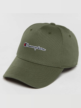 Champion Athletics Snapback Cap Baseball olive