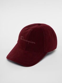 Champion Snapback Cap Baseball red