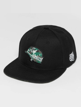 Dangerous DNGRS Born2Chill Snapback Cap Black