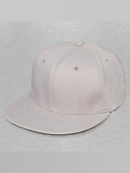 Decky USA Flexfitted Cap Flat Bill gray