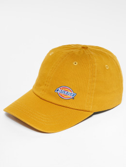 Dickies Snapback Cap Willow City 5 Panel yellow