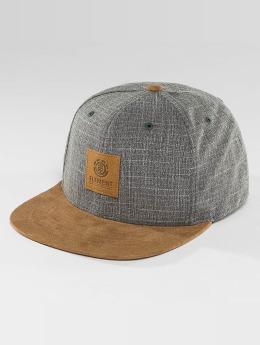 Element Snapback Cap State II gray