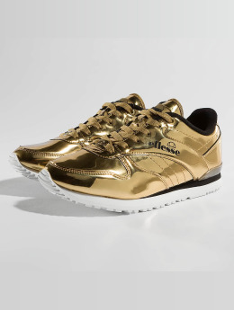 Ellesse Heritage City Runner Metallic Runner Sneakers Antique_Gold