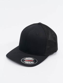 Flexfit Flexfitted Cap Mesh Cotton Twill black