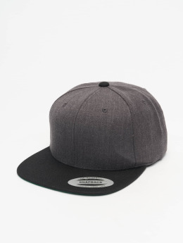 Flexfit Snapback Cap Classic Two Tone gray