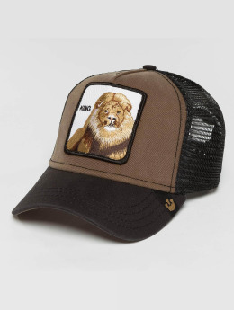 Goorin Bros. Trucker Cap King brown