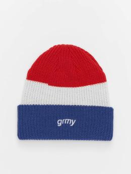 Grimey Wear Hat-1 Flamboyant  blue