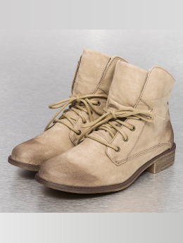Hailys Boots/Ankle boots Adriana beige