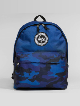 HYPE Backpack Camo Fade blue