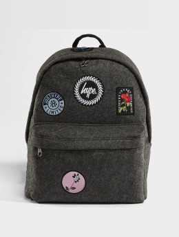 HYPE Backpack Patch Stash gray
