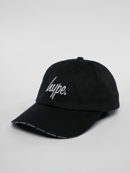 HYPE Snapback Cap Sport Piping black