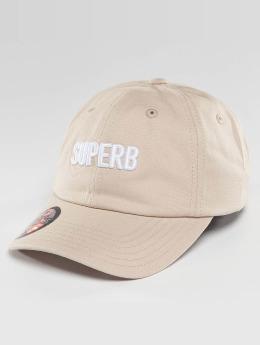 Just Rhyse Snapback Cap Superb brown