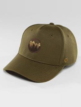 Just Rhyse Snapback Cap Paxson Starter green