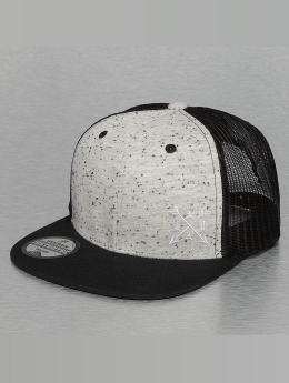 Just Rhyse Trucker Cap Rom black