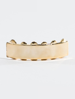 KING ICE Other Gold_Plated Flat Finished Bottom gold