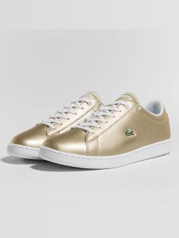 Lacoste Sneakers Carnaby Evo gold
