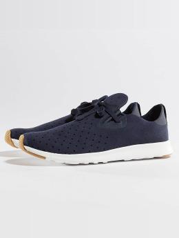 Native Sneakers Apollo Moc blue