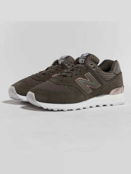 New Balance Sneakers WL574FSD green