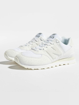 New Balance Sneakers WL574NT white