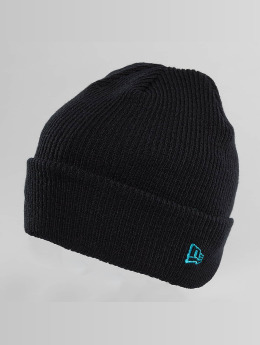 New Era Hat-1 New Era Flag Pop Cuff Beanie blue
