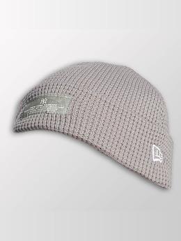 New Era Hat-1 Mono Script Patch NY Yankees gray