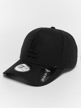 New Era Snapback Cap Diamond LA Dodgers A Form black