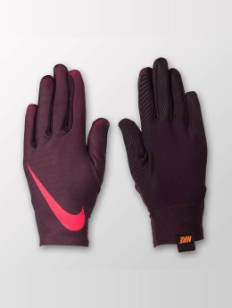 Nike Performance Glove Pro Warm Womens Liner red
