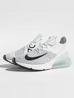 Nike Sneakers Air Max 270 Flyknit white