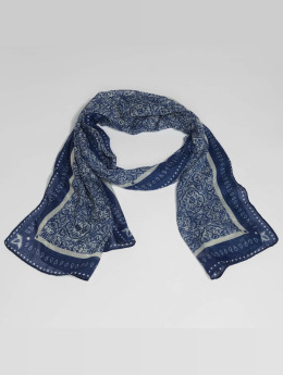 Oxbow Scarve / Shawl Quadrato Printed blue