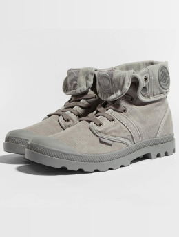 Palladium Boots Pallabrouse gray