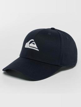 Quiksilver Snapback Cap Decades Print blue