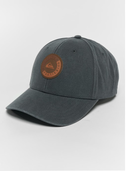 Quiksilver Snapback Cap Hues gray