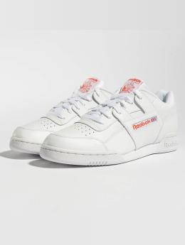 Reebok Sneakers Workout Plus Mu white