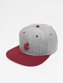 Rocawear Snapback Cap Tam red