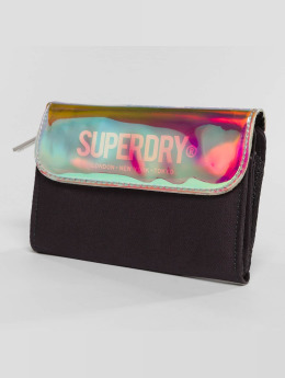 Superdry Wallet Evey Fold black