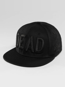 The Dudes Snapback Cap DEAD black