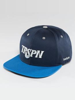 TrueSpin Snapback Cap Team TRSPN blue