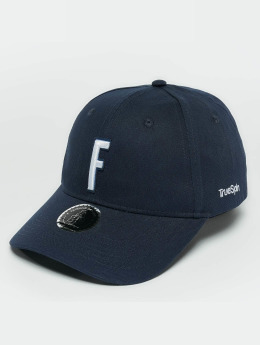 TrueSpin Snapback Cap ABC F blue