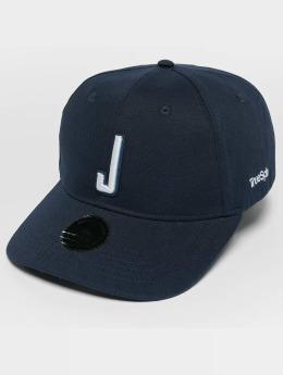 TrueSpin Snapback Cap ABC J blue