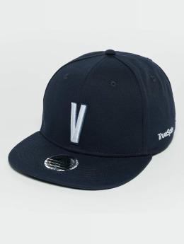 TrueSpin Snapback Cap Kids ABC V blue