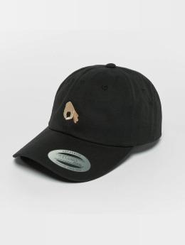 TurnUP Snapback Cap Neigschaut black