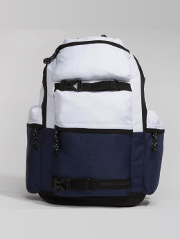Urban Classics Backpack Colourblocking white