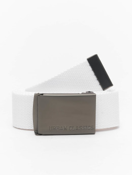 Urban Classics Belt Canvas white